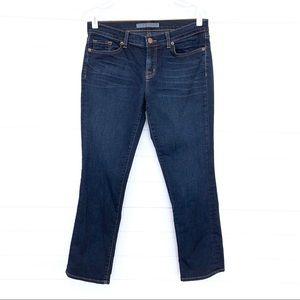 J Brand 7/8 Ignite Cropped Jeans